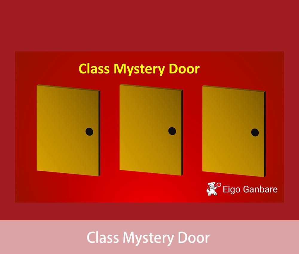 Class-Mystery-Door
