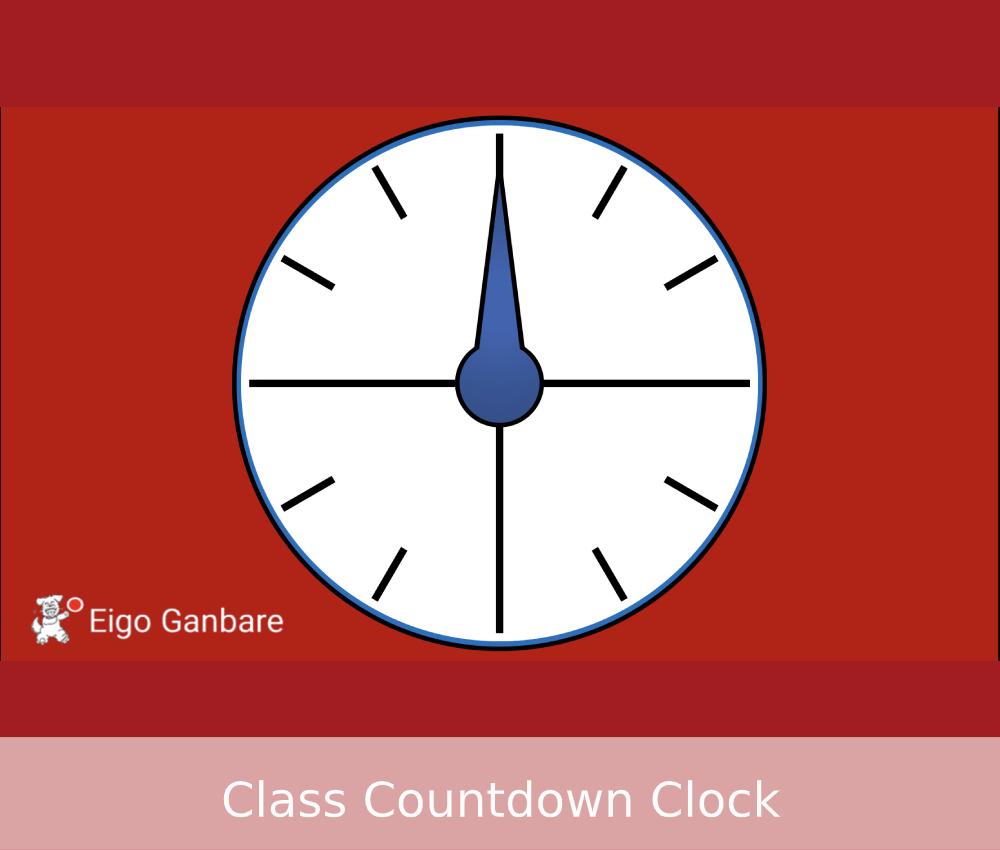 Class-Countdown-Clock